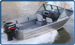 2009 - Alumaweld Boats - Talon 17-