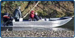 2009 - Alumaweld Boats - Flat Bottom 20-