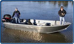 2009 - Alumaweld Boats - Free Drifter 18-
