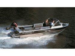 2010 - Alumaweld Boats - Intruder 20--V8