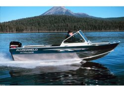 2010 - Alumaweld Boats - Intruder Outboard 22-