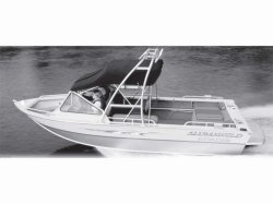 2010 - Alumaweld Boats - Intruder 20- SD