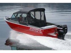 2010 - Alumaweld Boats - Blackhawk 180