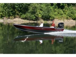 2010 - Alumaweld Boats - Super Vee PRO 21-