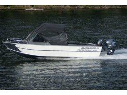 2011 - Alumaweld Boats - Blackhawk 202