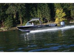 2011 - Alumaweld Boats - Intruder Outboard 22-