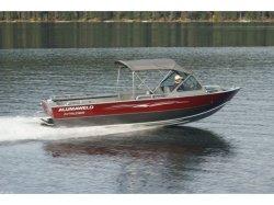 2011 - Alumaweld Boats - Intruder Sterndrive 22-