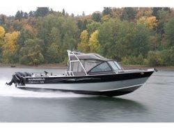 2011 - Alumaweld Boats - Formula Vee Outboard 24-