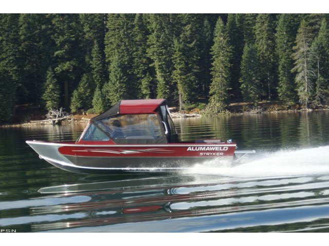 Research 2011 - Alumaweld Boats