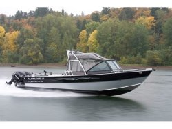 2012 - Alumaweld Boats - Formula Vee Outboard 22-