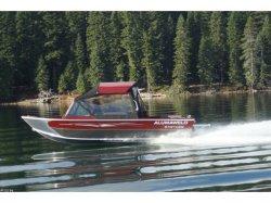 2012 - Alumaweld Boats - Stryker Inboard Sportjet