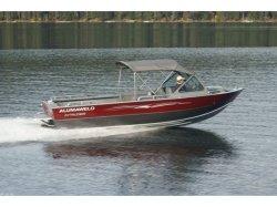 2012 - Alumaweld Boats - Intruder Inboard 20- V8