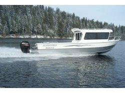 2012 - Alumaweld Boats - Pacific 27-
