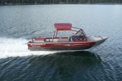 2013 - Alumaweld Boats - Stryker Inboard Sportjet