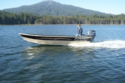 2013 - Alumaweld Boats - 20 Free Drifter