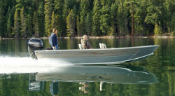 2013 - Alumaweld Boats- Super Vee 20
