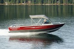 Alumaweld Boats - Intruder Inboard 22--V8