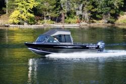 2013 - Alumaweld Boats - Intruder Outboard 22-