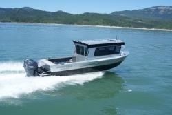 2013 - Alumaweld Boats - Pacific 27-
