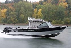 2014 - Alumaweld Boats - Formula Vee Outboard 22-