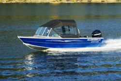 2015 - Alumaweld Boats - Stryker Sport 18-