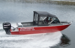 2015 - Alumaweld Boats - Blackhawk 180