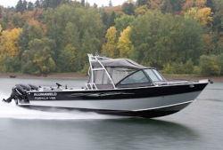 2015 - Alumaweld Boats - Formula Vee Outboard 24-