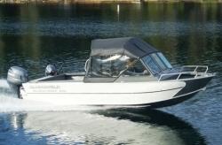 2016 - Alumaweld Boats - Blackhawk 202