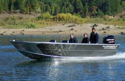 2018 - Alumaweld Boats - Columbia 21