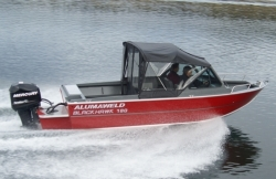 2018 - Alumaweld Boats - Blackhawk 180