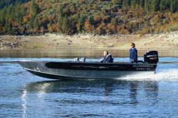 2018 - Alumaweld Boats - Super Vee Pro 21