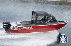 2018- Alumaweld Boats - Blackhawk 202