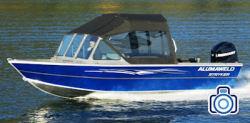 2019 - Alumaweld Boats - Stryker Sport 18-