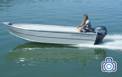2019 - Alumaweld Boats - Sport Skiff 20