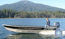 2020 - Alumaweld Boats - 20 Free Drifter