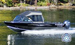 2020 - Alumaweld Boats - Intruder Outboard 22-