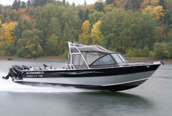 2020 - Alumaweld Boats - Formula Vee Outboard 24-