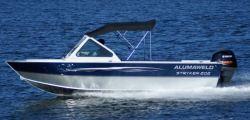 2020 - Alumaweld Boats - Stryker 220