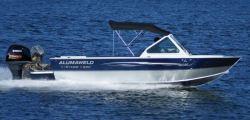 2020 - Alumaweld Boats - Stryker X220