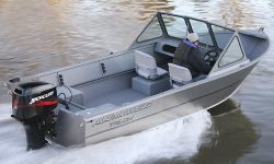 Alumaweld Boats 17 Talon Multi-Species Fishing Boat