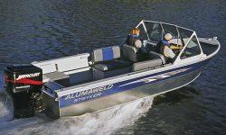Alumaweld Boats Stryker 17 Sport Utility Boat