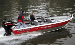 Alumaweld Boats Super Vee LT 20 Multi-Species Fishing Boat