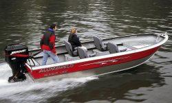 Alumaweld Boats Super VEE LT 18 Multi-Species Fishing Boat