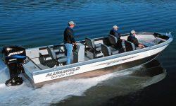 Alumaweld Boats Super Vee Pro 25 Multi-Species Fishing Boat