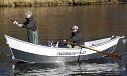 Alumaweld Boats Drift Boat 17 Drift Boat