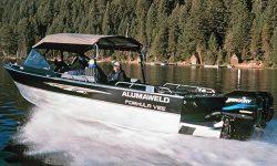 Alumaweld Boats Formula 21 Vee Utility Boat