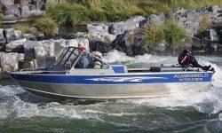 Alumaweld Boats Intruder Indrive 18 Multi-Species Fishing Boat