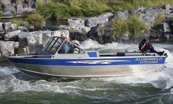 Alumaweld Boats Intruder Indrive 20 Multi-Species Fishing Boat