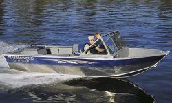 Alumaweld Boats Stryker Sterndrive 19 Multi-Species Fishing Boat