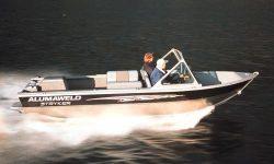 Alumaweld Boats Stryker Sportjet 19 Utility Boat